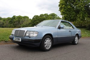 Mercedes 300 CE Auto 1992 - to be auctioned 26-07-19