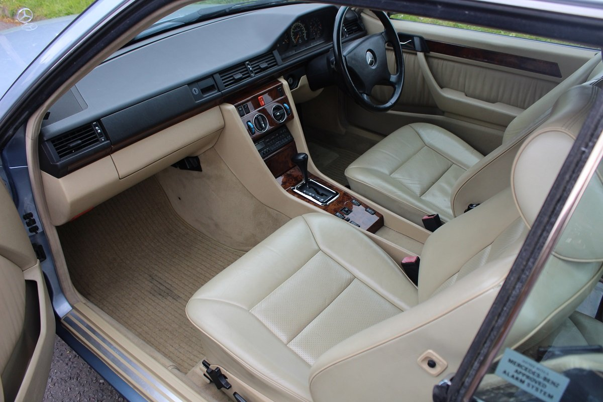 Mercedes 300 CE Auto 1992 - to be auctioned 26-07-19 For Sale by Auction (picture 3 of 6)