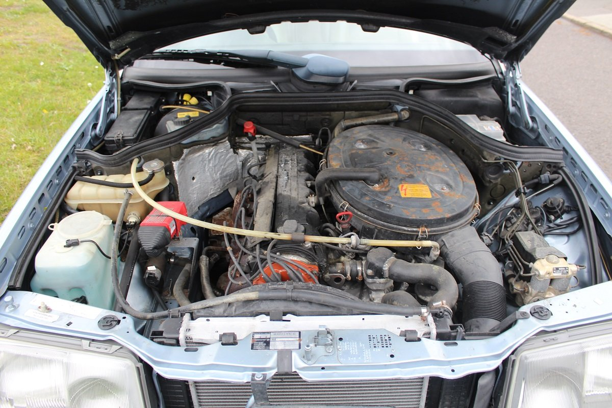 Mercedes 300 CE Auto 1992 - to be auctioned 26-07-19 For Sale by Auction (picture 5 of 6)