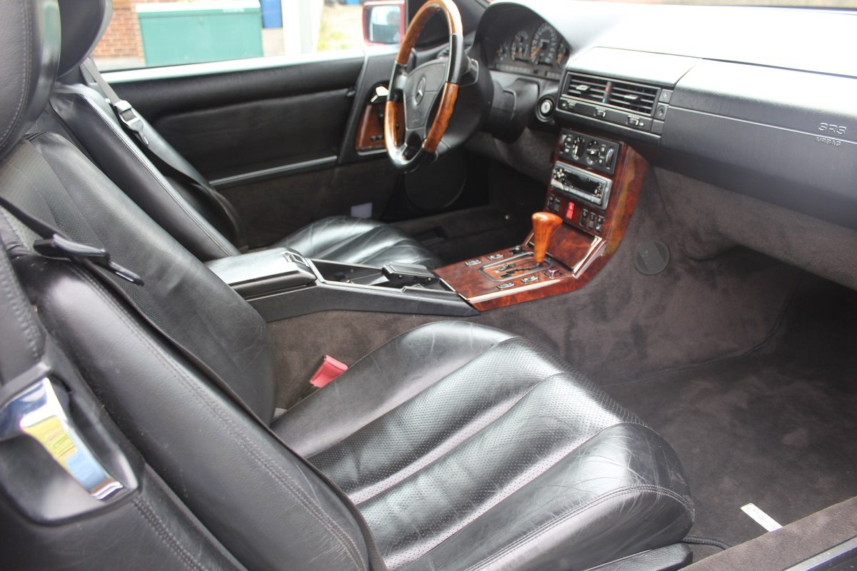 Mercedes SL500 AMG 1992 - To be auctioned 26-07-2019 For Sale by Auction (picture 3 of 6)