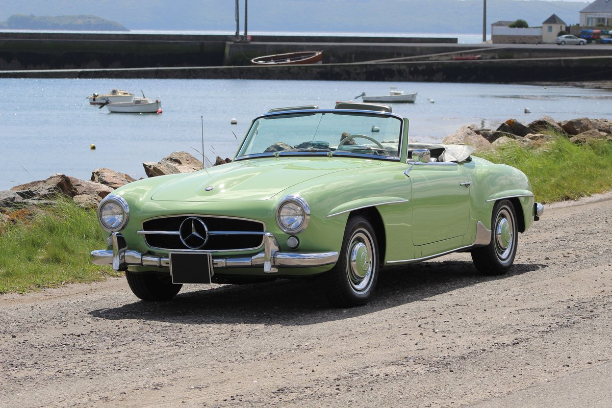 1959 Mercedes-Benz 190 SL  For Sale by Auction (picture 1 of 6)