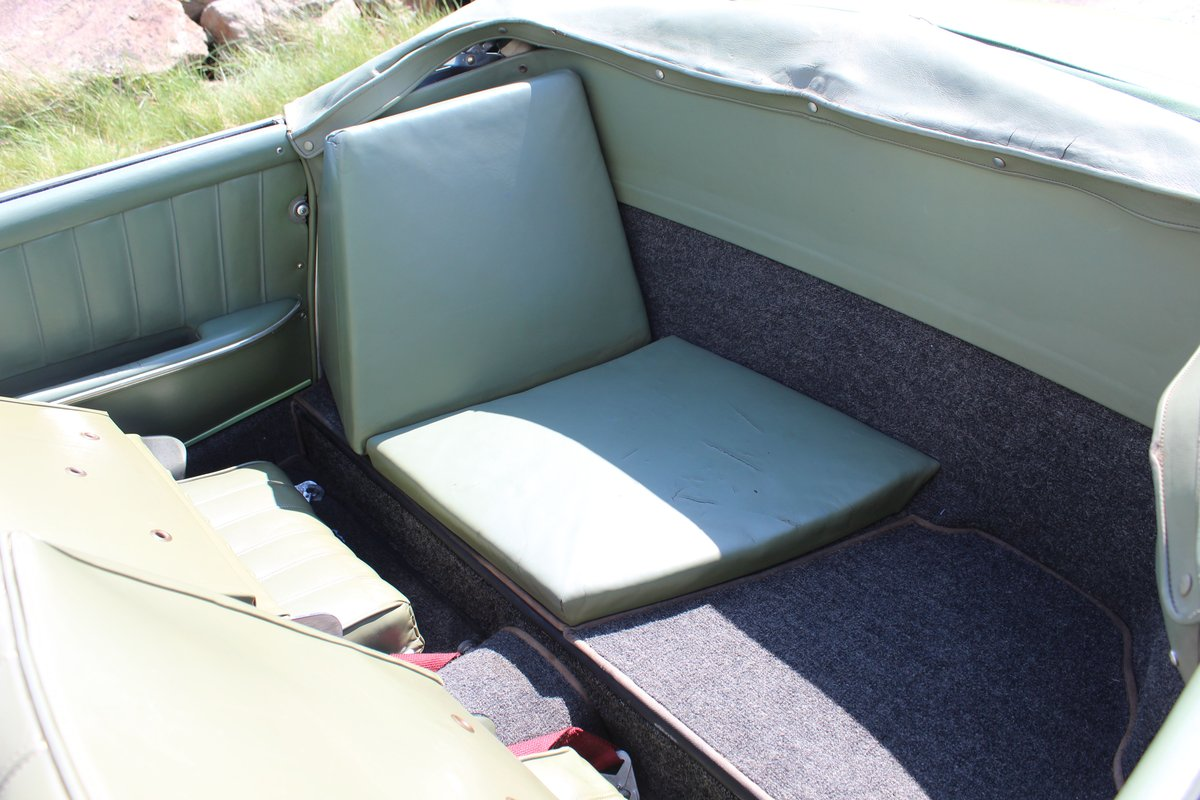 1959 Mercedes-Benz 190 SL  For Sale by Auction (picture 6 of 6)