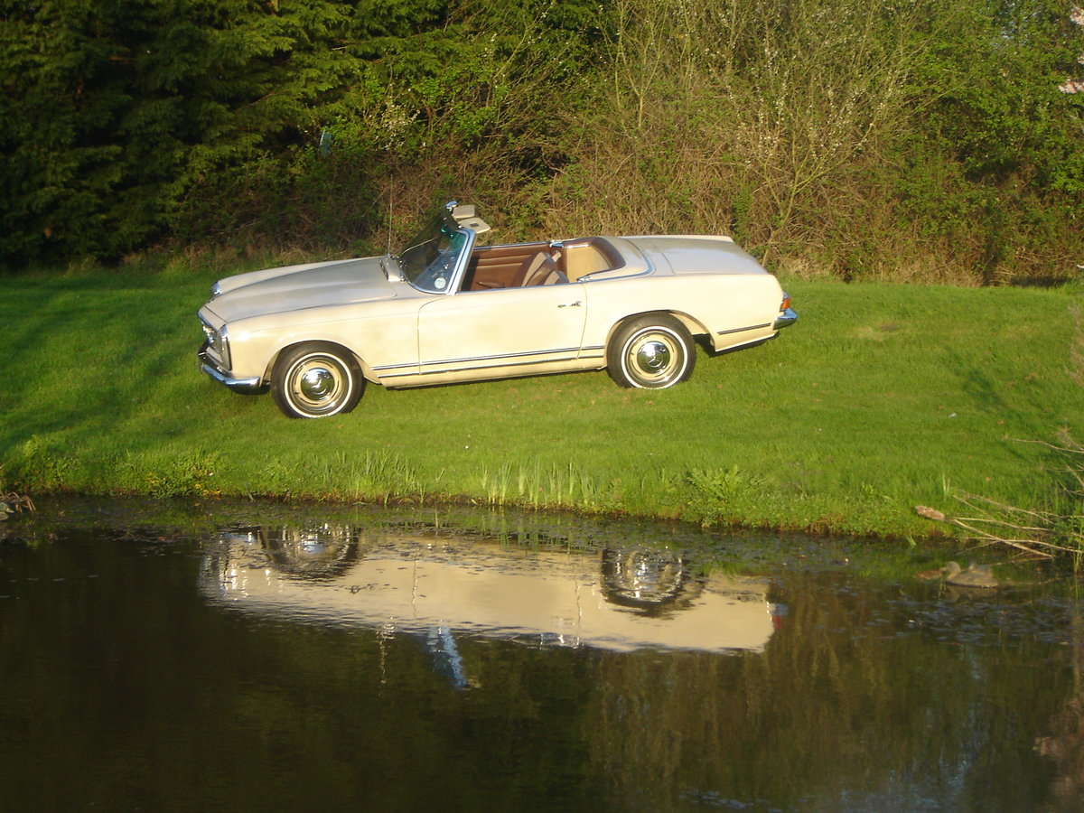 1965 230SL Pagoda , RHD. Matching numbers For Sale (picture 1 of 6)