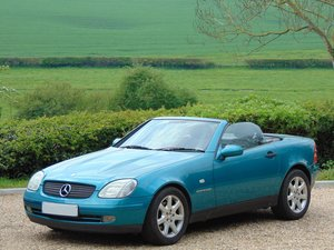 Mercedes SLK230 Kompressor.. Very Low Miles.. FSH.. Superb..