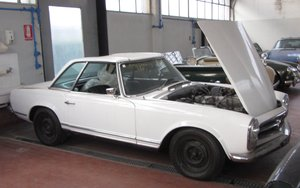 1969 MERCEDES PAGODA 280 SL AUTOMATIC For Sale