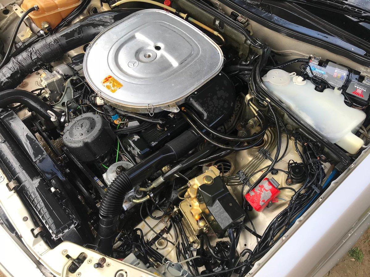 1991 Mercedes Benz 420 SEC 1 owner 'carat duchalet For Sale (picture 2 of 6)