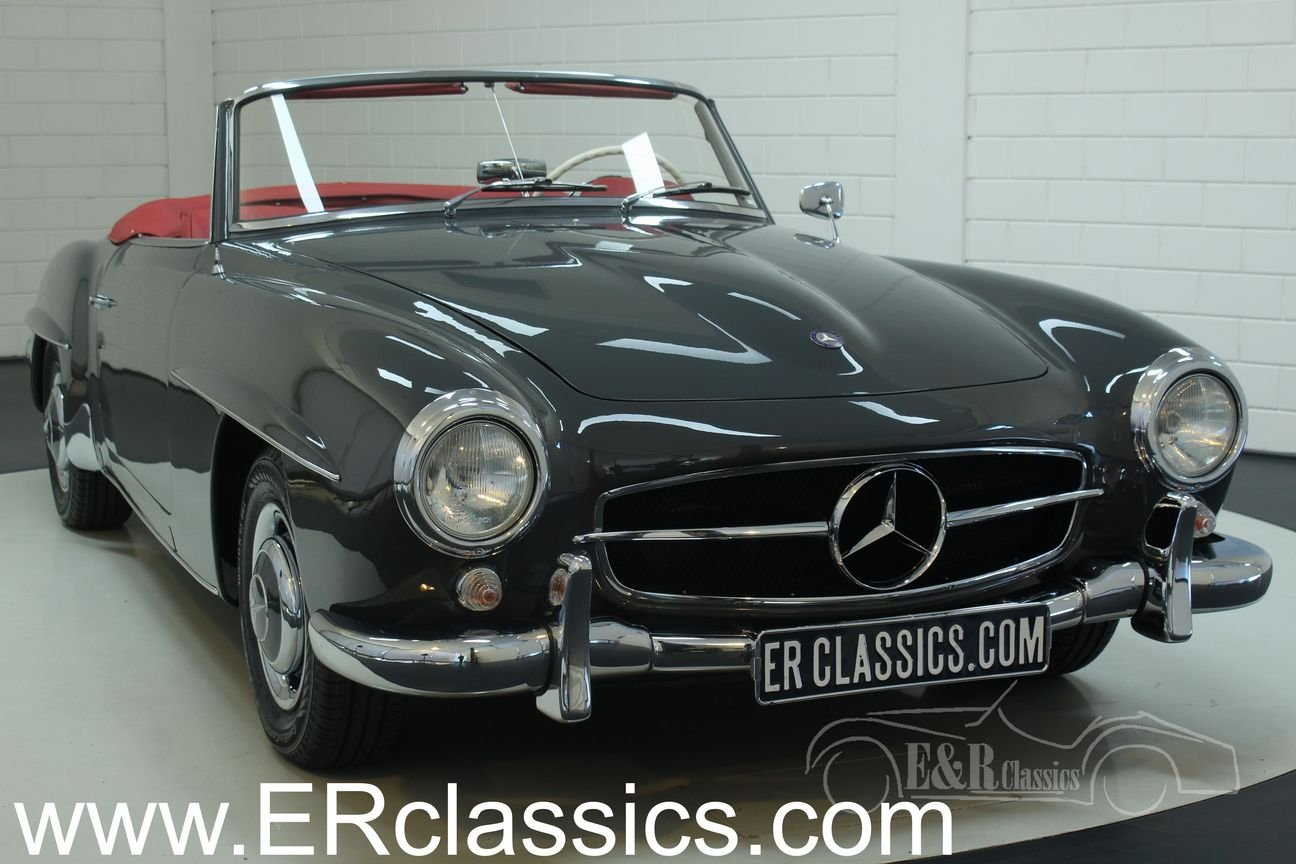 Mercedes Benz 190SL 1960 Restored For Sale (picture 1 of 6)