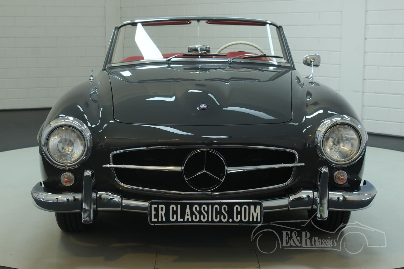 Mercedes Benz 190SL 1960 Restored For Sale (picture 5 of 6)