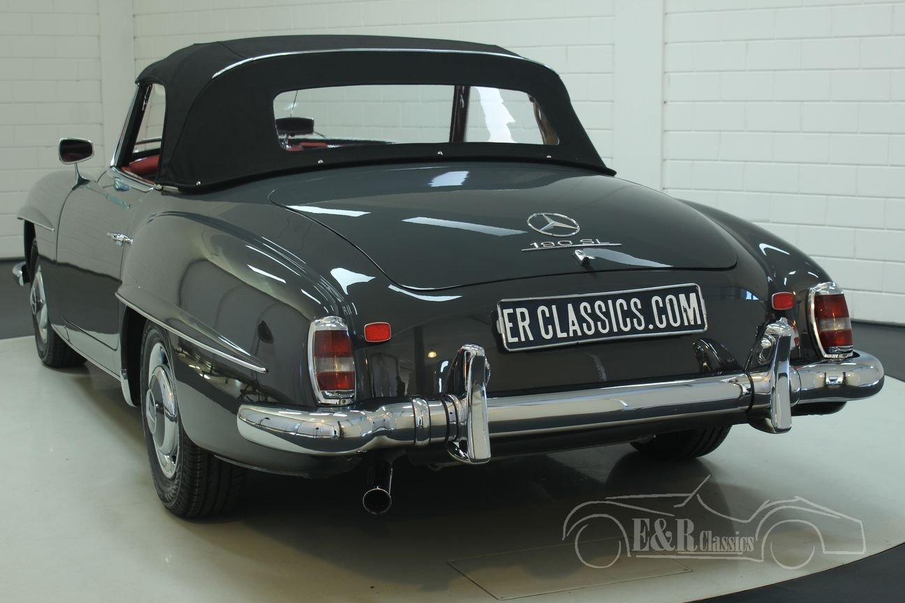 Mercedes Benz 190SL 1960 Restored For Sale (picture 6 of 6)