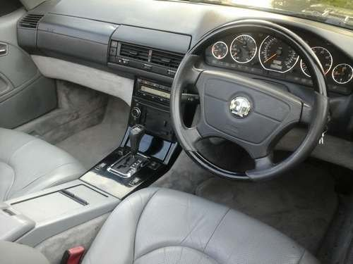 2000 Mercedes SL320 at Morris Leslie Auction 25th May SOLD by Auction (picture 5 of 6)