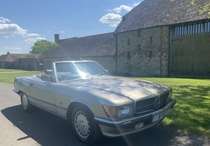 Mercedes 300 SL 1988 facelift r107 For Sale