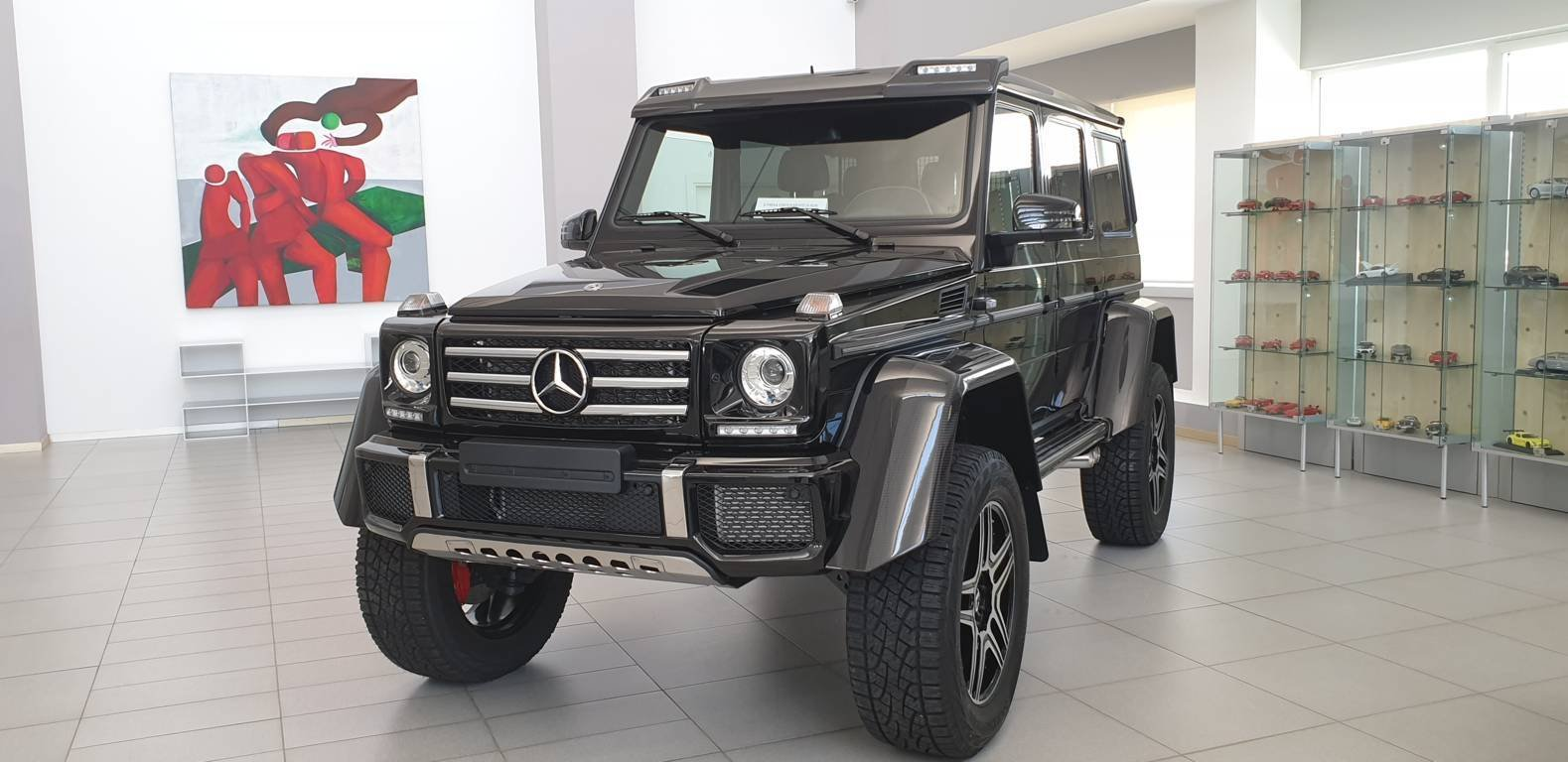 2019 Mercedes Benz G 4x4² For Sale (picture 1 of 6)
