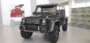 2019 Mercedes Benz G 4x4² For Sale