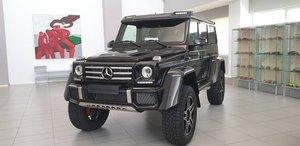 2019 Mercedes Benz G 4x4²