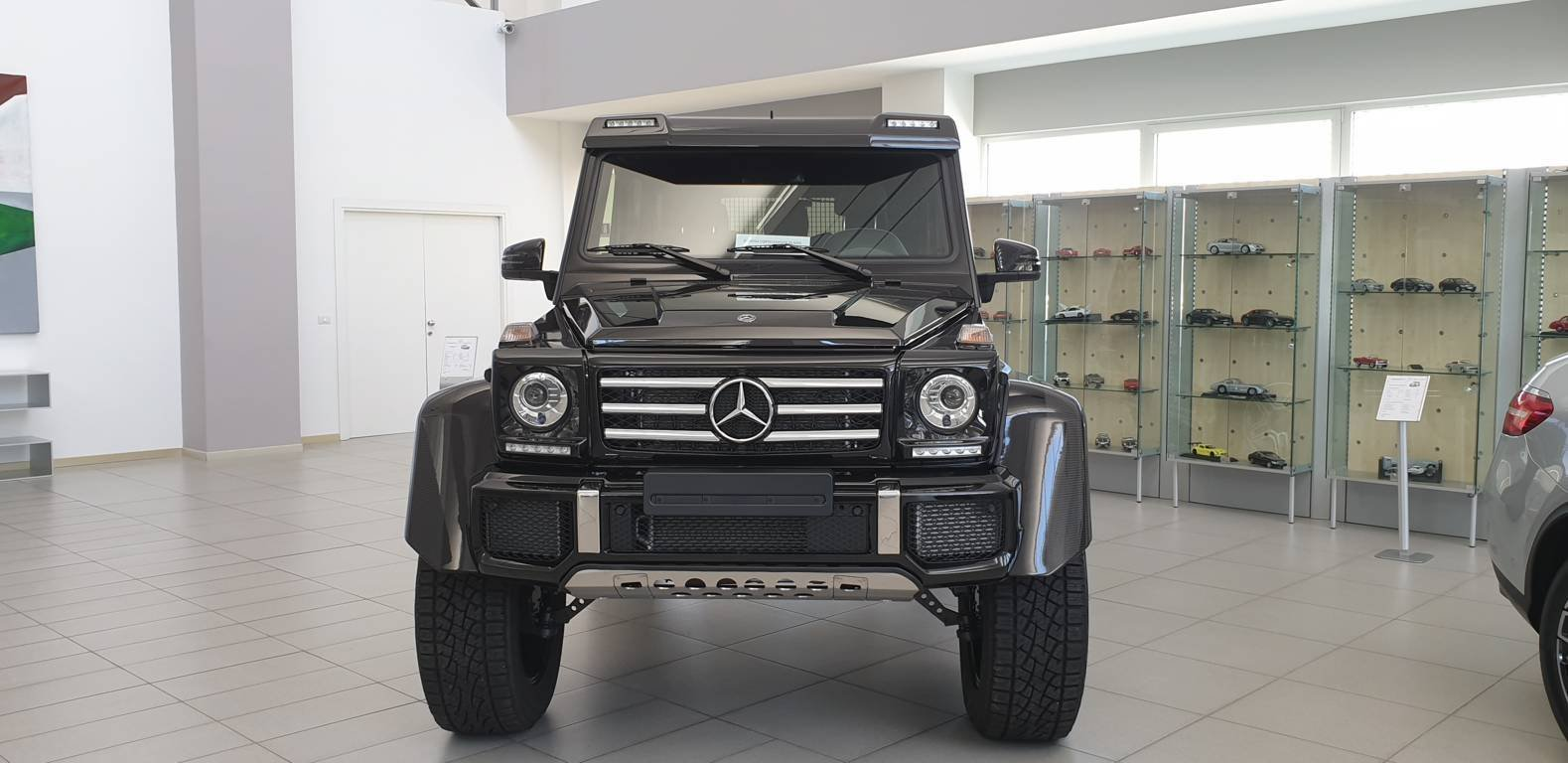 2019 Mercedes Benz G 4x4² For Sale (picture 5 of 6)