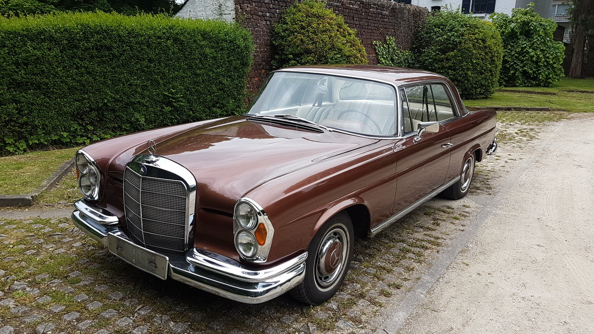 Mercedes 220 SE Coupe (1964) For Sale (picture 1 of 6)