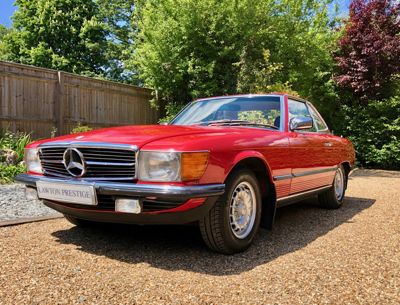 1985/C- Mercedes 280SL R107 **SOLD** 82k. FSH. 300SL 420 For Sale (picture 6 of 6)