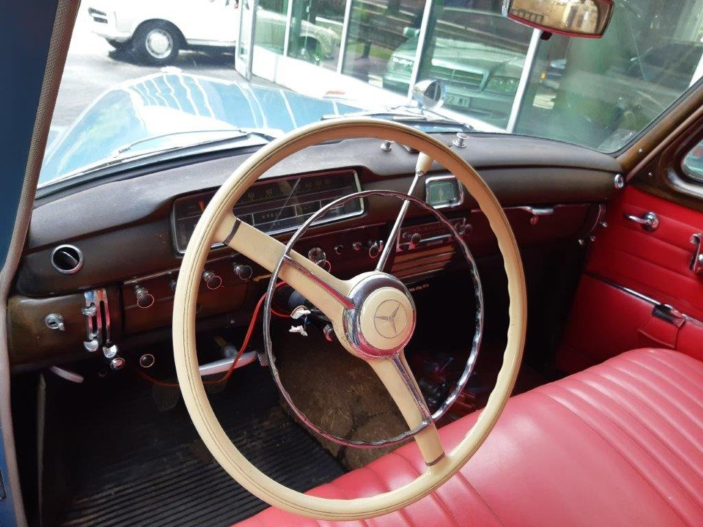 1956 Mercedes-Benz 220S Ponton For Sale (picture 4 of 6)