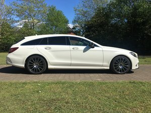 2015 Mercdes 350d shooting brake amg line premium plus