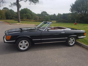 Mercedes Benz 350SL Convertible,1972 (R107)  For Sale