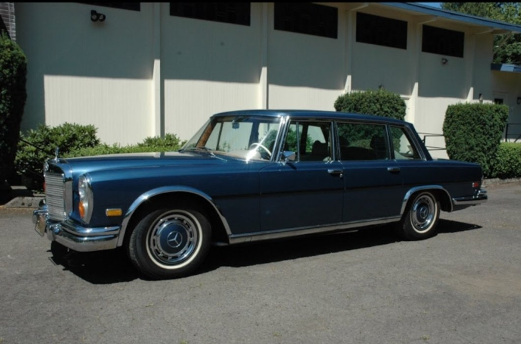 1971 Mercedes-Benz 600 for sale For Sale (picture 1 of 2)