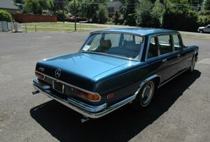 1971 Mercedes-Benz 600 for sale For Sale (picture 2 of 2)