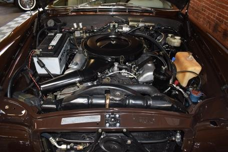 1971 Mercedes Benz 280SE 3.5 Cabriolet = Brown(~)Tan $299.5k For Sale (picture 5 of 6)