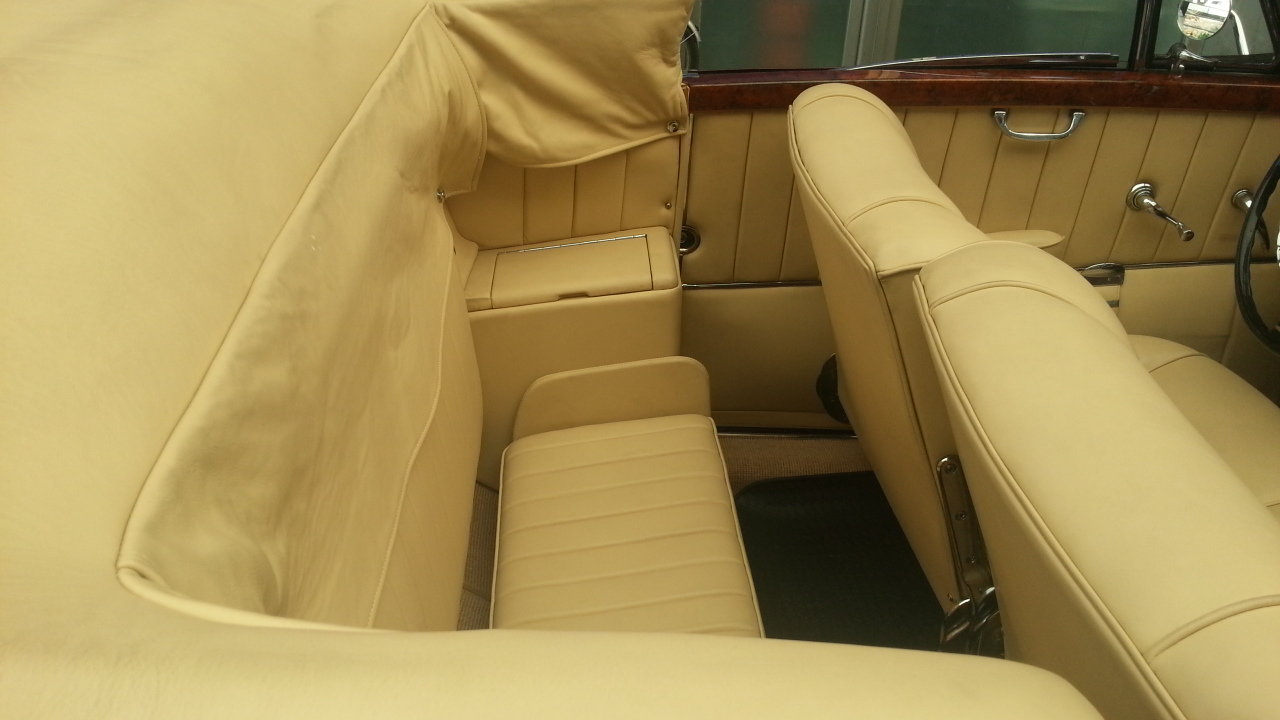1952 Mercedes 300s coupe cabriolet For Sale (picture 3 of 3)