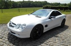 2004 SL500 - Barons Tuesday 4th June 2019 For Sale by Auction