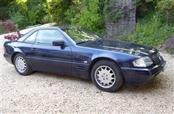 1996 SL 320 Auto - Barons Tuesday 4th June 2019 For Sale by Auction