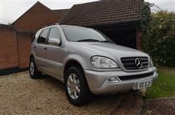 2004 ML 350 - Barons Tuesday 4th June 2019 For Sale by Auction
