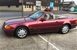 1992 500 SL - Barons Tuesday 4th June 2019