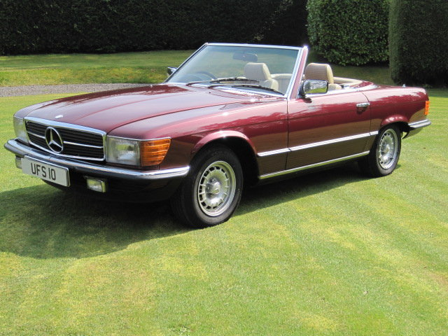 1985 280 sl For Sale (picture 1 of 6)