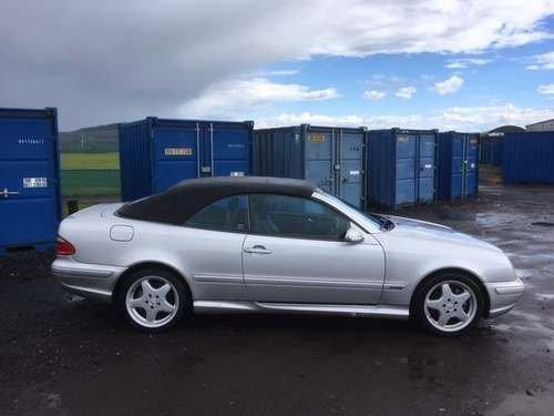 2001 Mercedes CLK320 Avantgarde Auto at Morris Leslie Auction SOLD by Auction (picture 3 of 5)