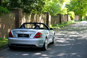 Mercedes SLK55 AMG R171- EXCEPTIONAL CONDITION THROUGHOUT