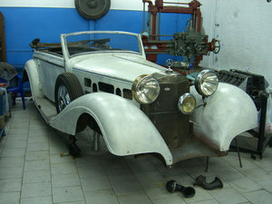 1938 Mercedes-Benz 540k for sale For Sale