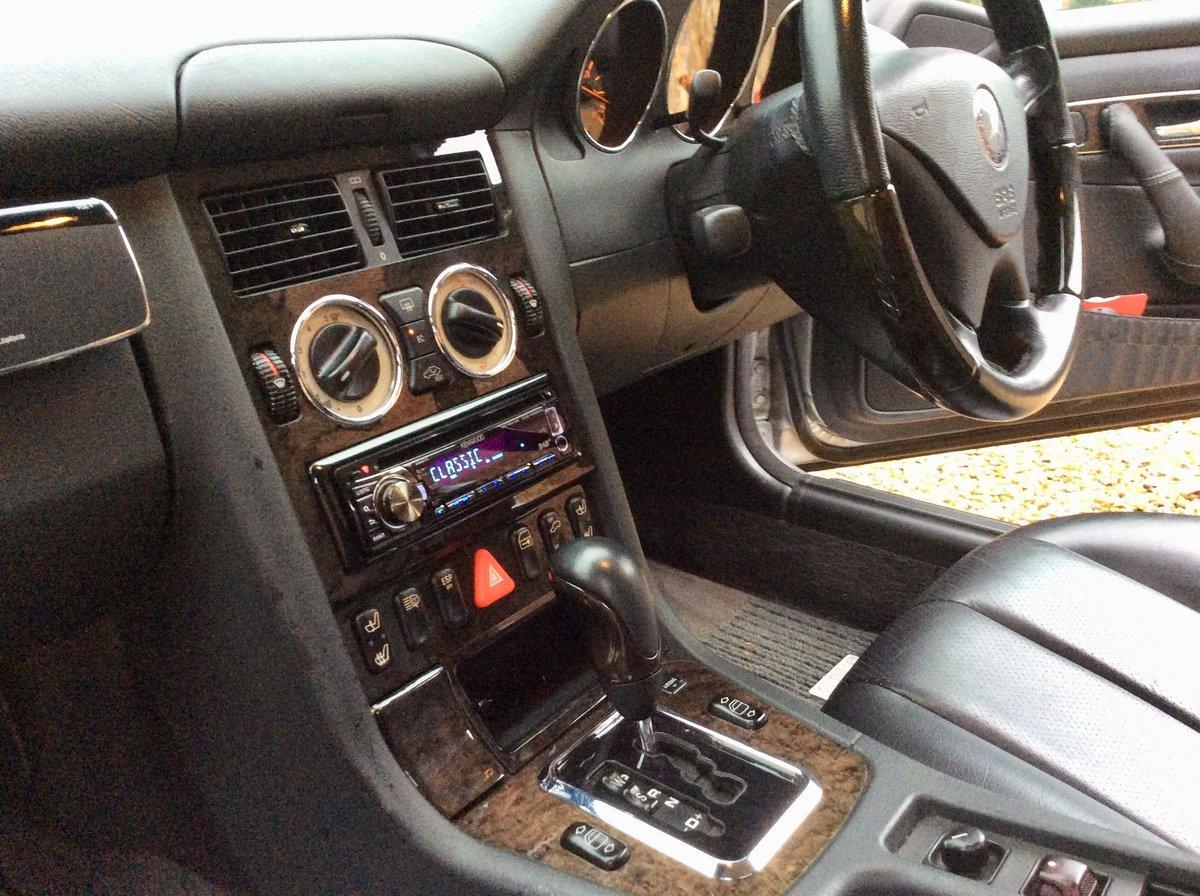2000 Mercedes V6 SLK320 convertible  49600 miles FSH For Sale (picture 4 of 6)