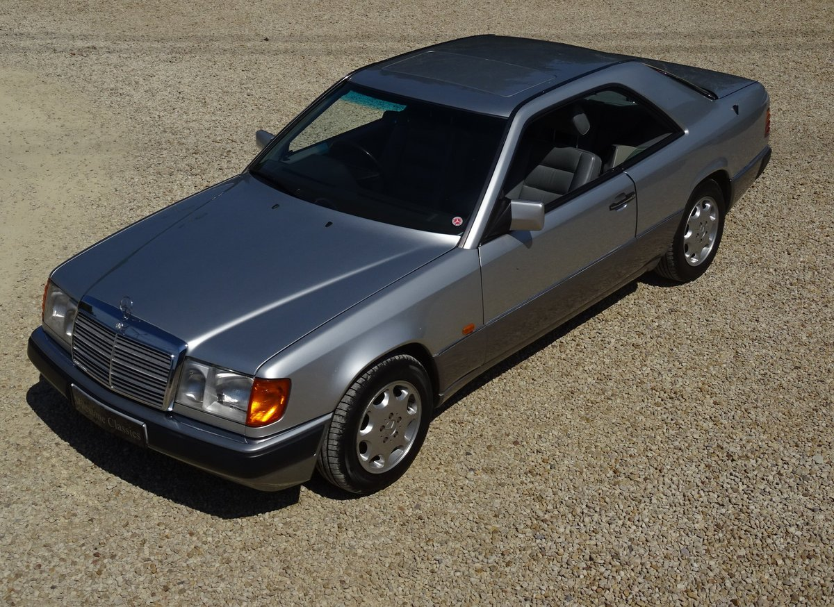 Mercedes Benz W124 CE230 Coupe – Stunning Car For Sale (picture 1 of 6)