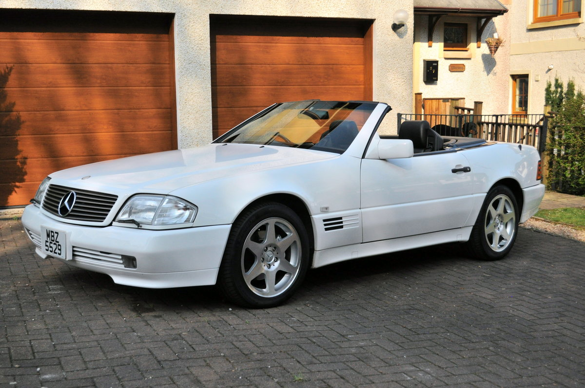 Mercedes SL500 R129 1994 For Sale (picture 1 of 6)