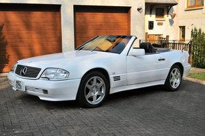 Mercedes SL500 R129 1994