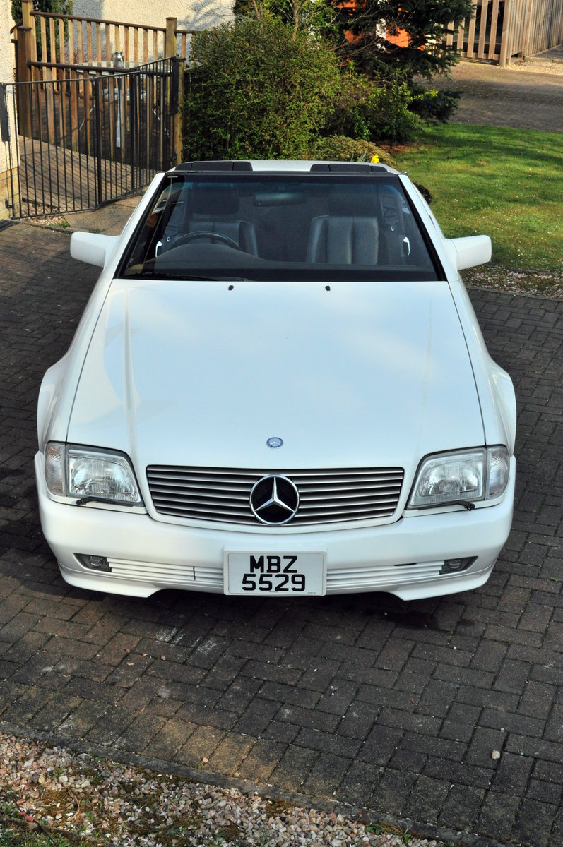 Mercedes SL500 R129 1994 For Sale (picture 2 of 6)