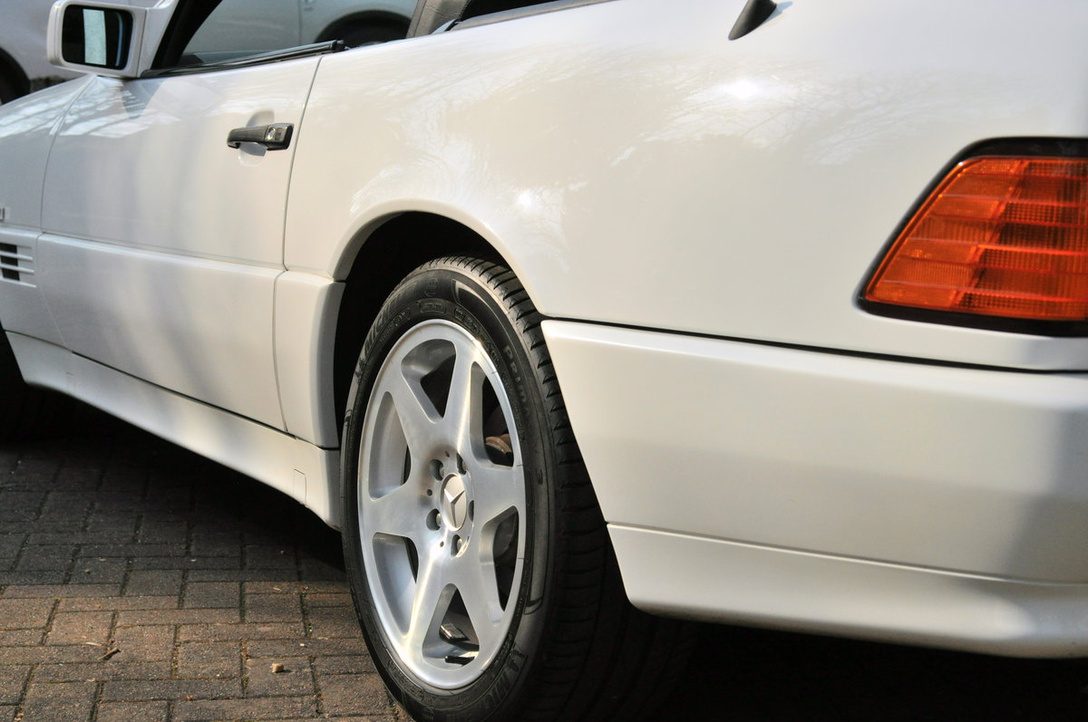 Mercedes SL500 R129 1994 For Sale (picture 6 of 6)