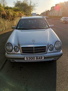1999 Mercedes-Benz W210 E300TD Estate