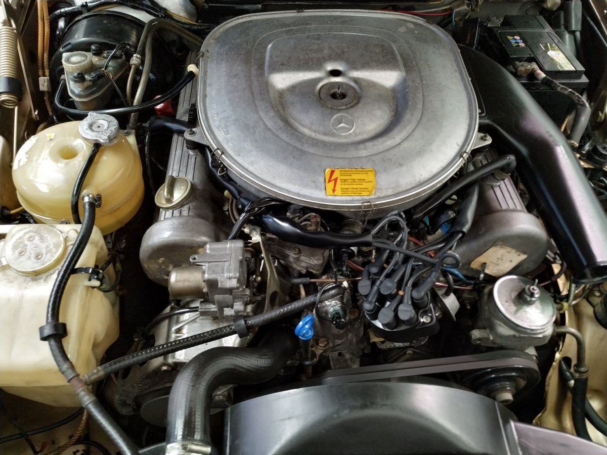 1982 Gold 500 sl For Sale (picture 4 of 6)