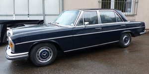 1969 Rare Mercedes 300 SEL 6.3 V8 from 1. owner, German car For Sale