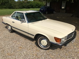1980 Mercedes 450 SL only 52000 miles For Sale