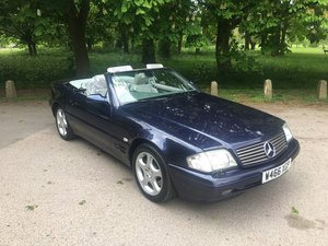 Mercedes SL500 2001 glass roof rare bargain Auto Convertible For Sale