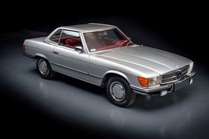 1973 Mercedes-Benz 450 SL hard-top No reserve For Sale by Auction