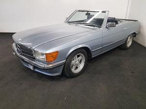 Mercedes-Benz 280SL 1982