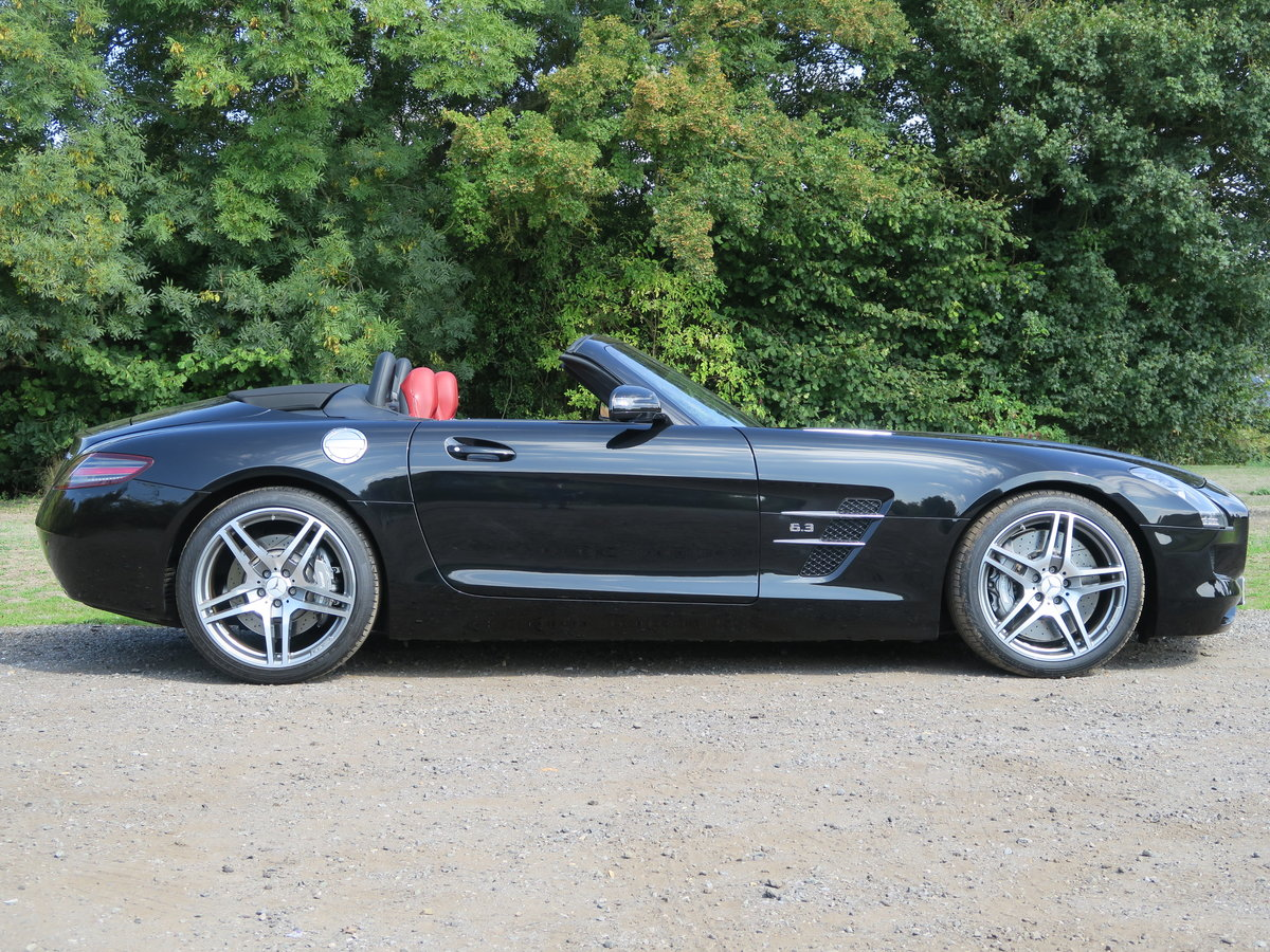 2012 Mercedes SLS AMG Roadster For Sale (picture 2 of 6)